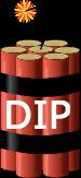 dynamite dip